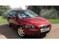 Volvo S40 2.0D DIESEL 2007MY SE RED SALOON