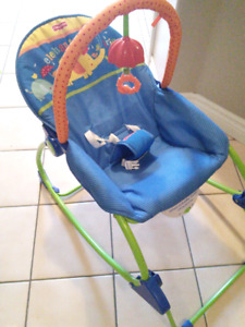 Fisher Price Infant to Toddler Elephant Rocker $15