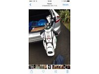 Golf tour cart bag BMW