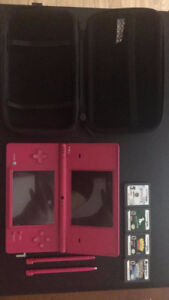 Mint Condition Pink DSi