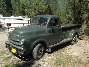 1949 B1 Series Pickup 1 Ton