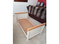 Cot Bed by Mothercare - Humphreys corner