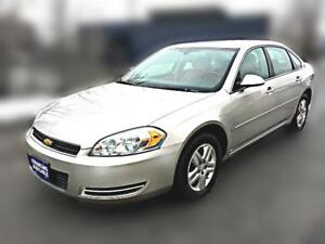 2006 Chevrolet Impala LS, auto, ONLY 135K, CERTIFIED