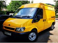 Man & Van, Delivering The Goods: Sheffield/IKEA/Nationwide, good value and reliable