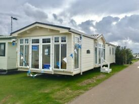UNBELIEVABLY DISCOUNTED LUXURY 6 BERTH LUXURY STATIC CARAVAN FOR SALE NEAR NORFOLK BROADS & BEACH