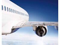 Return flight to Croatia in August