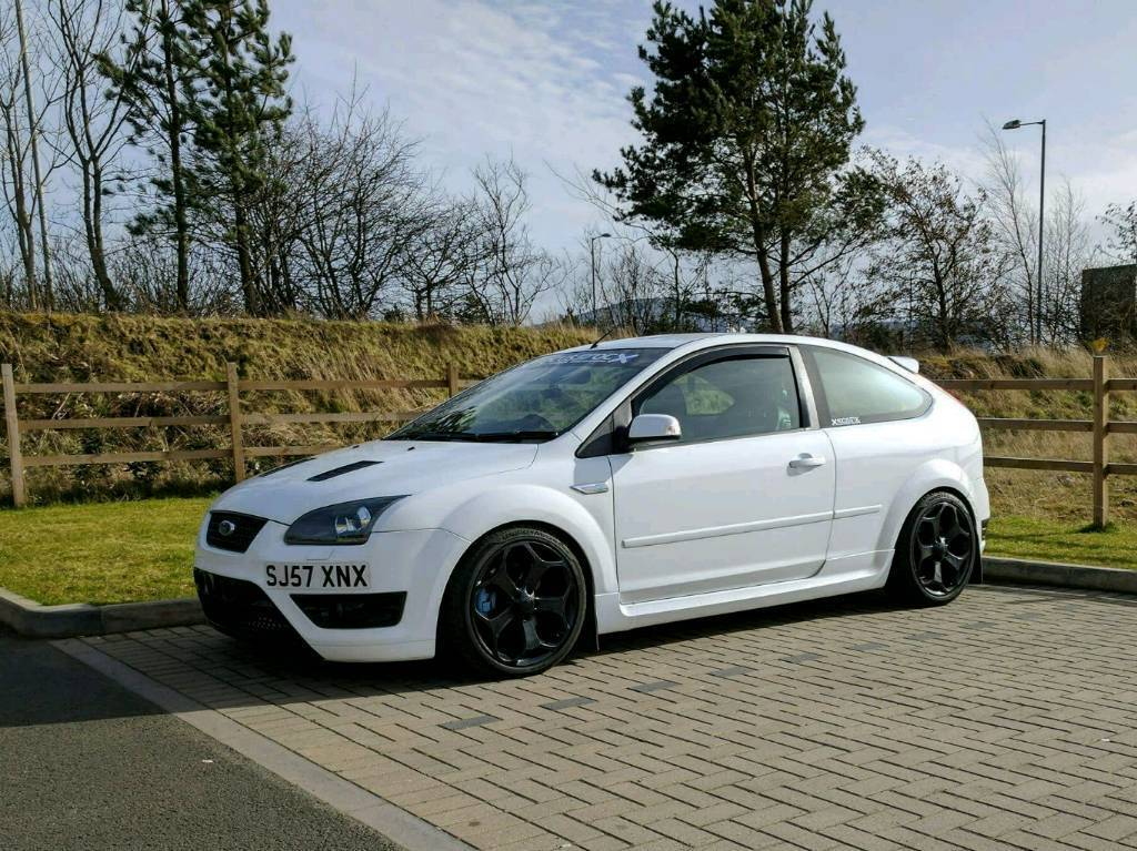ford focus st 225 st 3 2007 57 in wishaw north lanarkshire gumtree. Black Bedroom Furniture Sets. Home Design Ideas
