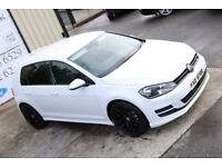 LATE 2014 VOLKSWAGEN GOLF 1.6 TDI 105PS SE BLUEMOTION TECH ( FINANCE & WARRANTY AVAILABLE)
