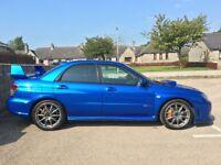 2006 (55) Subaru Impreza STI Type UK Widetrack - Low Mileage - Very Clean
