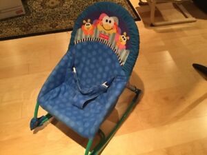 Chaise Bercante Fisher-Price