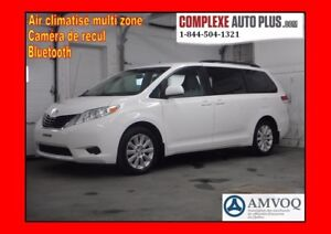 2013 Toyota Sienna LE AWD 7 passagers *4x4