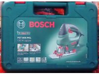 BOSCH JIGSAW - PST 800 PEL - 530 W (ONLY USED ONCE) TO GO ASAP!!!