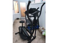 Nearly new Rodger Black cross trainer / bike