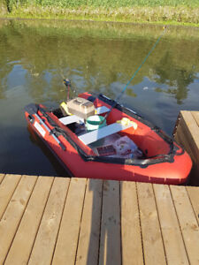 great inflatable fishing boat for sale