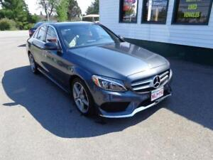 2016 Mercedes-Benz C300 Luxury/NAV/AMG Packages