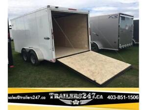 """-*-*7ft x 14ft Look Element Cargo Trailer w/6"""" Extra height*-*-"""