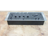 Numark C1 4 Channel Rack Mount DJ Mixer