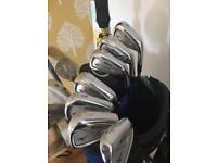 Mizuno MP53 irons 4-pw