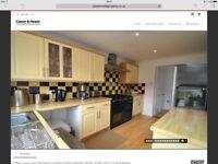Kitchen units , range , sink etc for sale