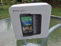 HTC One M8s Gunmetal gray new - unused £165