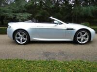 2008 Aston Martin V8 Vantage Roadster N400 ROADSTER 2dr Sportshift Automatic Pet