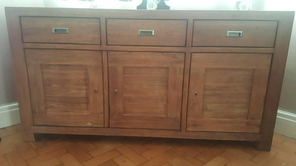 Furniture Village Solid Wood Living Room Bundle