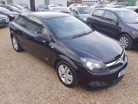 Vauxhall Astra 1.4 i 16v SXi Sport Hatch 3dr, 1 YEAR MOT. HPI CLEAR. LADY OWNER. SERVICE HISTORY