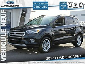 2017 Ford Escape 87$ /SEM + SE + AWD + 2L + ENS. REMORQUAGE