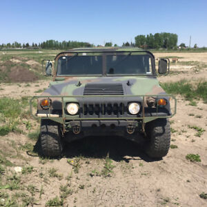 1992 HUMMER H1 Military - Road Legal