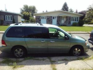 2007 Ford Freestar SEL Fourgonnette, fourgon