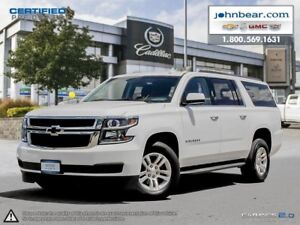 2017 Chevrolet Suburban LS WOW  LOW LOW KMS...