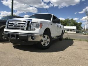 2011 Ford F-150 Supercrew 5.5-Ft. Bed 4WD