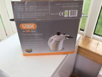 Vax steam hardfloor master and Vax grime master