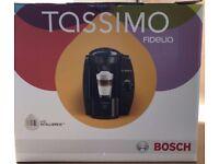 Brand New Tassimo Fidelia Coffee Machine