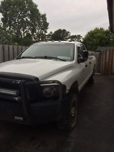 2005 ram 3500 part out