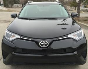 2016 Toyota RAV4 Lease Transfer - $3000 cash offer