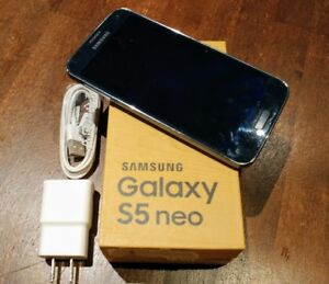 cellulaire samsung s5 neo 16g