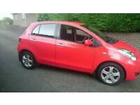 2010 Yaris TR 1.33 5dr With Low Miles Good Spec And Newer Model. £30 Tax ect.