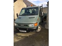 2004 Iveco Daily Tipper Pickup