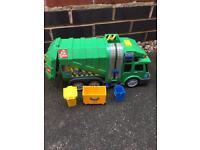 Bin lorry toy