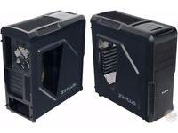 ZALMAN Z3 Plus Computer/PC Case/Black for Swap