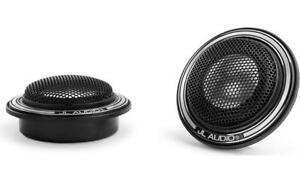 JL Audio ZR tweeters on chev truck mounthing plate