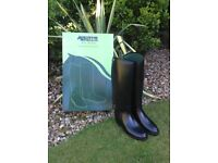 Riding Boots Dublin Universal Tall Size UK 4 (37)