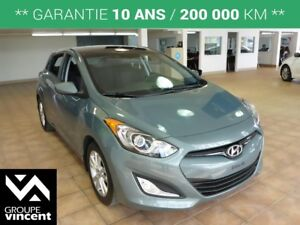 2013 Hyundai Elantra GT GT GL **AIR+BLUETOOTH**