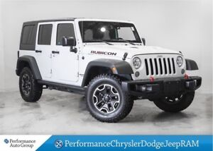 2017 Jeep WRANGLER UNLIMITED Rubicon * Hard Rock Package * Leath