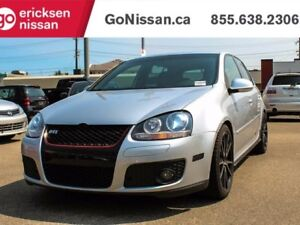 2009 Volkswagen GTI Leather, Sunroof, Upgraded Stereo, Aftermark