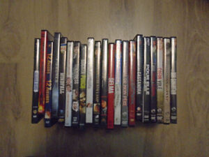 21 DVDs - Variés