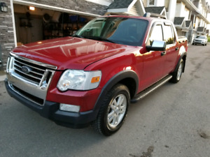 2010 Ford Explorer Sport Trac XLT Fully Loaded 4x4, Sunroof, V-6