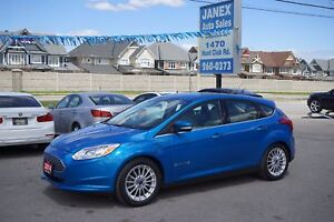 2014 Ford Focus Electric NAVI | LEATHER | R.CAM | ALLOYS