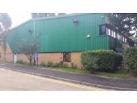 Large Industrial Commercial Warehouse Unit - 5600 sq ft / 500 sq m.